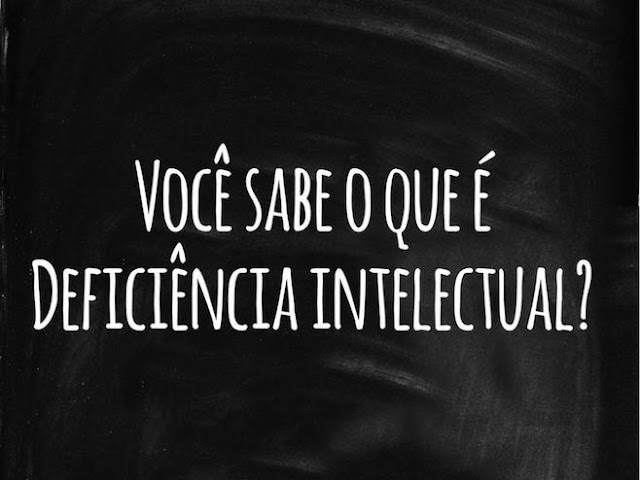 O que é deficiência intelectual?