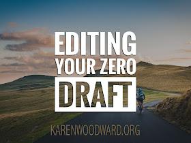 Editing Your Zero Draft