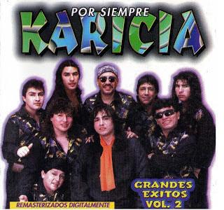 grupo karicia Por siempre volumen 2