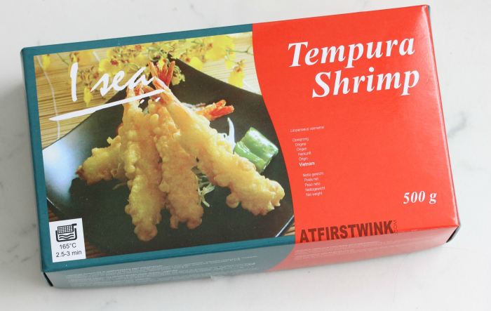 I Sea Tempura Shrimp from Amazing Oriental