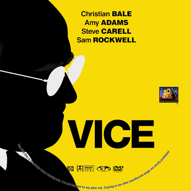 Vice Label Cover
