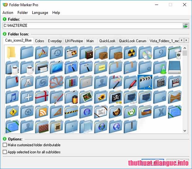 Download Folder Marker Pro 4.3.0.1 Full Cr@ck