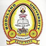 Bodoland University Advertisement