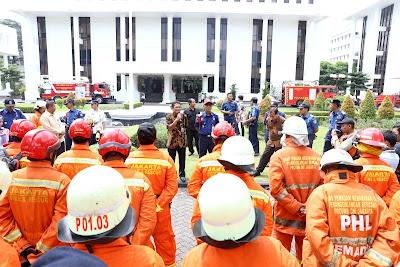 Lowongan Kerja Min SMA SMK D3 S1 Dinas Penanganan Penanggulangan Kebakaran (PBK) dan Penyelamatan Prop DKI Jakarta Rekrutmen Besar-Besaran