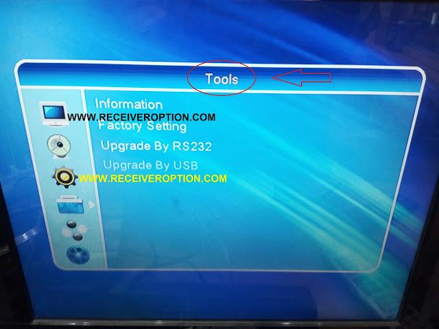 NEOSAT HD RECEIVER BISS KEY OPTION