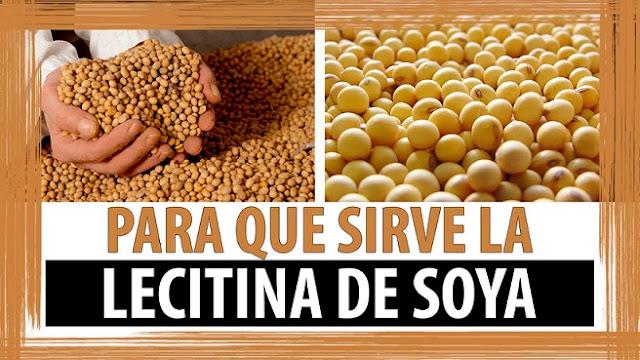 Como se toma la lecitina de soja para bajar de peso