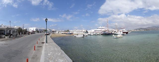 port antiparos