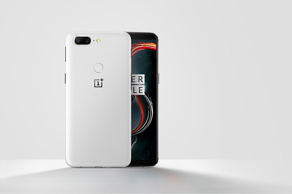 OnePlus 5T Sandstone White Limited Edition announced