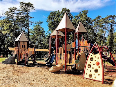 Frontier Fort Playground