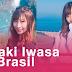 Misaki Iwasa no Brasil: Cantora passa pelo Corcovado e as Cataratas do Iguaçu!