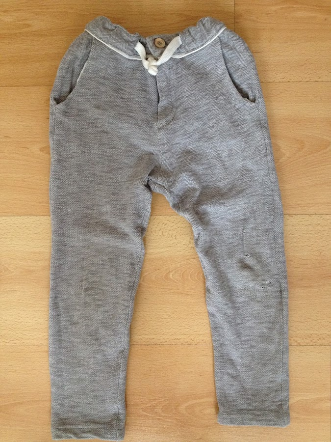 Reciclar pantalon - Reciclar ropa manualidades ...