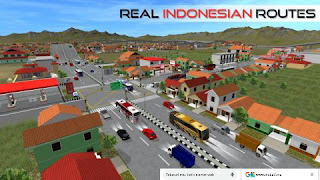 Download Game Mobil Bus Simulator Indonesia 3D Mod Apk