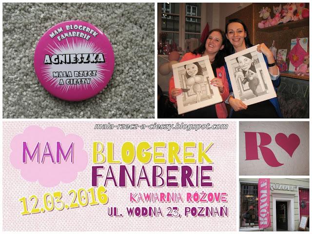 Mam Blogerek Fanaberie, czyli o tym gdzie naładowałam blogowe baterie ;)