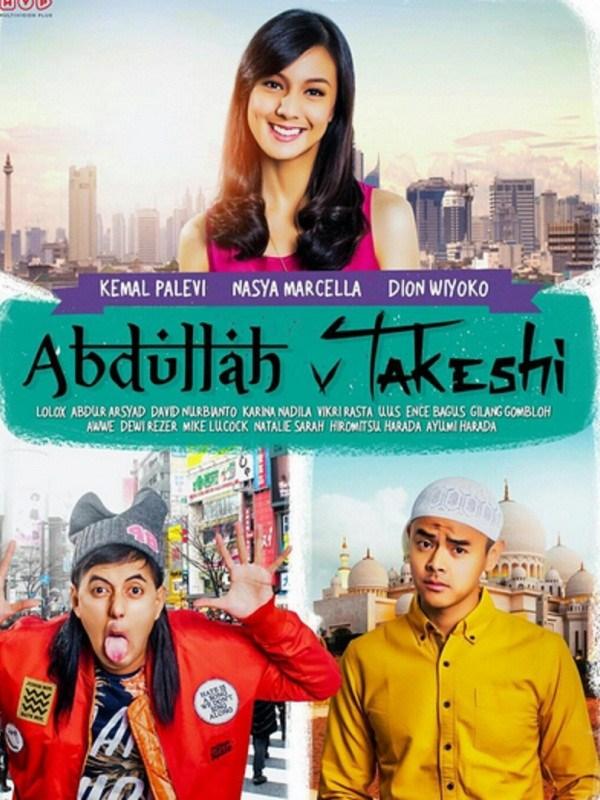 Download Film Abdullah v Takeshi 2016 WEB-DL