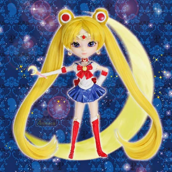SAILOR MOON Pullip DOLL EDICIÓN LIMITADA Sailor Moon Groove