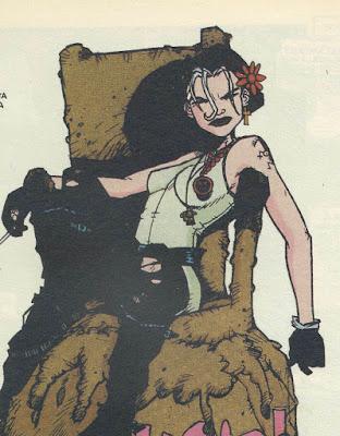 reina punk