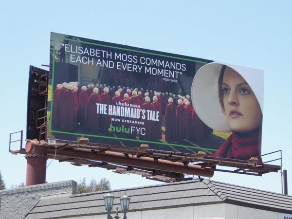 Handmaids Tale 2017 Emmy consideration billboard