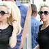 FOTOS/VIDEO HQ: Lady Gaga llegando a estudio de grabación en New York - 25/05/18