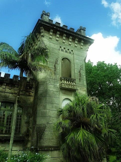 Castelo Simões Lopes, em Pelotas