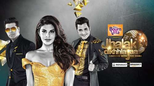 Poster Of Jhalak Dikhhla Jaa S09E04 20th August 2016 300MB HDTV 576p Free Download Watch Online Worldfree4u