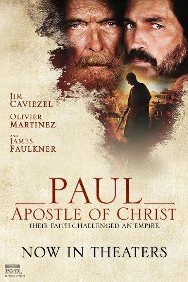 Paul, Apostle of Christ (2018) พอล อัครสาวกของพระเจ้า