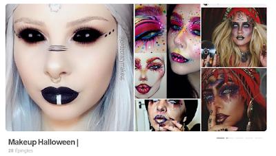 Tableau Pinterest Halloween - Hiddenlifee