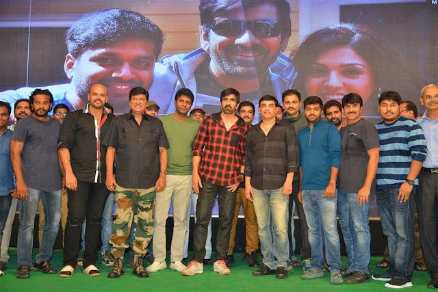 Raja The Great Movie Success Celebrations at VVIT, Guntur