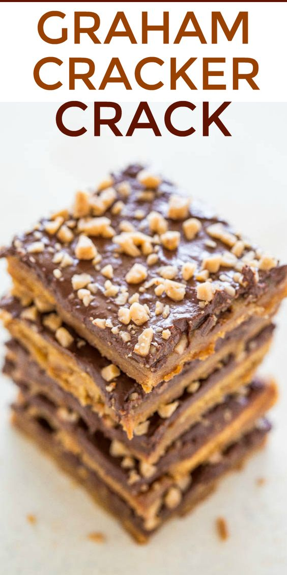 www.averiecooks.com/2016/09/graham-cracker-toffee-aka-graham-cracker-crack.html