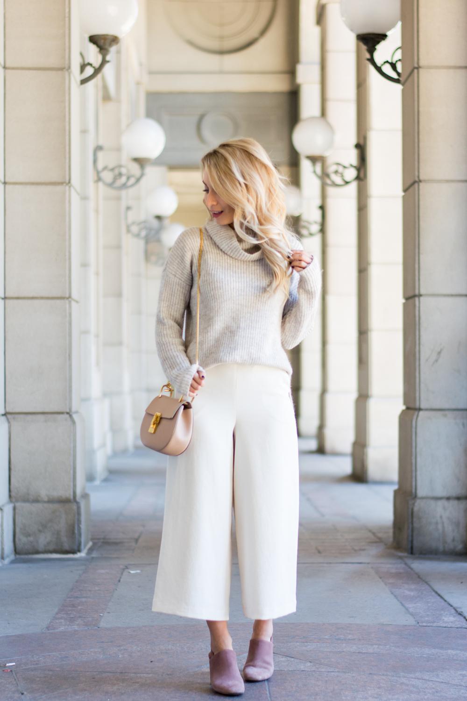 How to Use that Forgotten Wardrobe White Pants