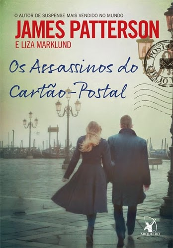 Os Assassinos do cartão-postal - James Patterson