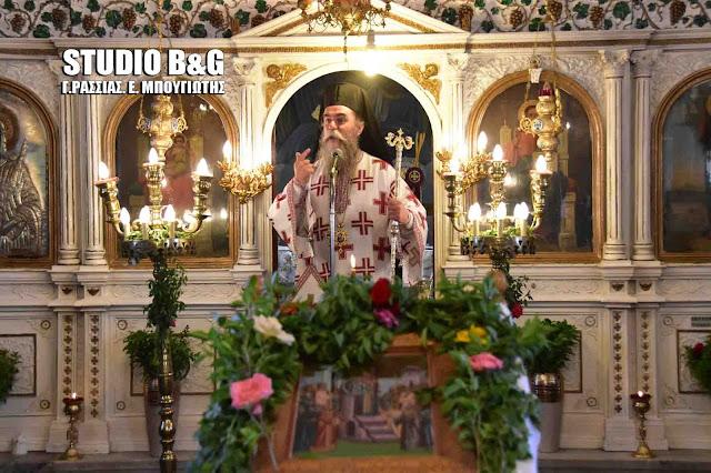 Η εορτή της Υψώσεως του Τιμίου Σταυρού στο Λάλουκα