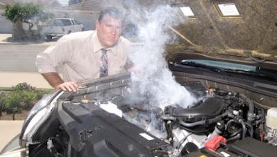 Sebab & Yang Perlu Di Cek Jika Mesin Mobil Mati Sendiri