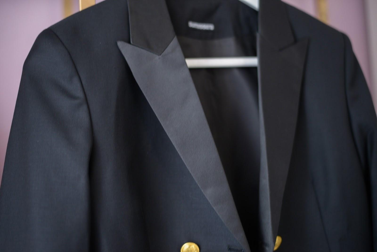 sumissura review_sumissura blazer_balmain inspired blazer