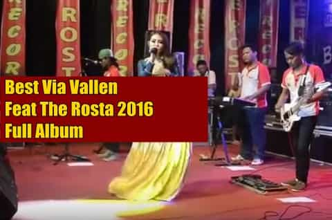 Download Album Kompilasi Via Vallen feat The Rosta 2016