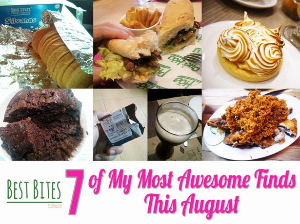 Best Bites: 7 of My Most Awesome Finds This August