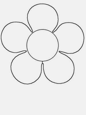 Flor Feita Com Cd Usado Com Vogais E Cores Espaço Educar