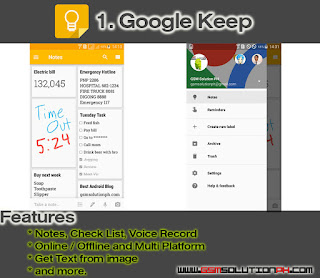 google keep note download