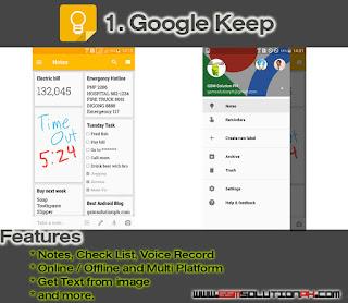 google keep note download