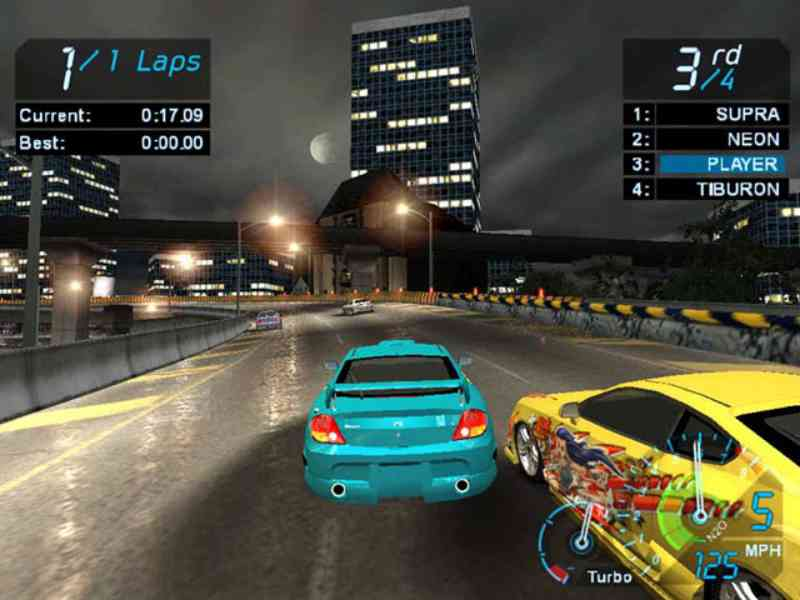 download need for speed underground 2 pc full version