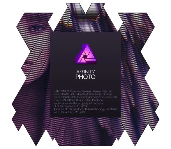Serif Affinity Photo 1.6.3.99 poster box cover