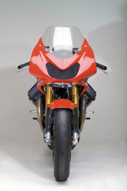 Moto Guzzi MGS 01 Corsa Motorcycle
