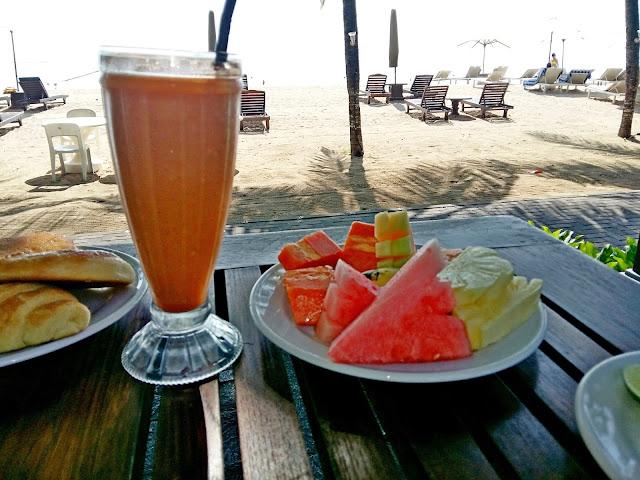 пляжный отдых на бали