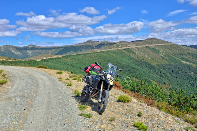 BMW F800GS Adventure. Trail Forever. Picos Europa