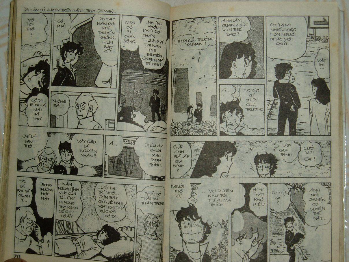 Siêu nhân Locke vol 05 trang 35