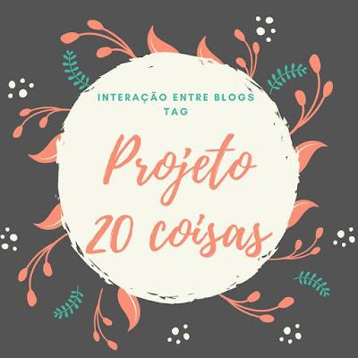 20 coisas, parceria, blog parceiro, TAG, mundinho da hanna, vida de blogueiro