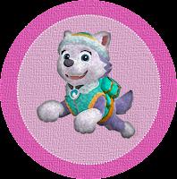 patrulla canina, png, marcos, horario escolar, kit, imprimibles