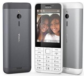 Harga Nokia 230 Dual SIM, spesifikasi Nokia 230 Dual SIM, rilis Nokia 230 Dual SIM