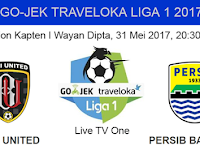 Prediksi Bali United vs Persib Liga 1 2017