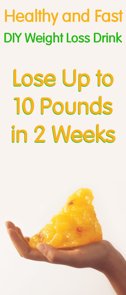 Lose Up to 10 Pounds of Body Fat in 2 Weeks