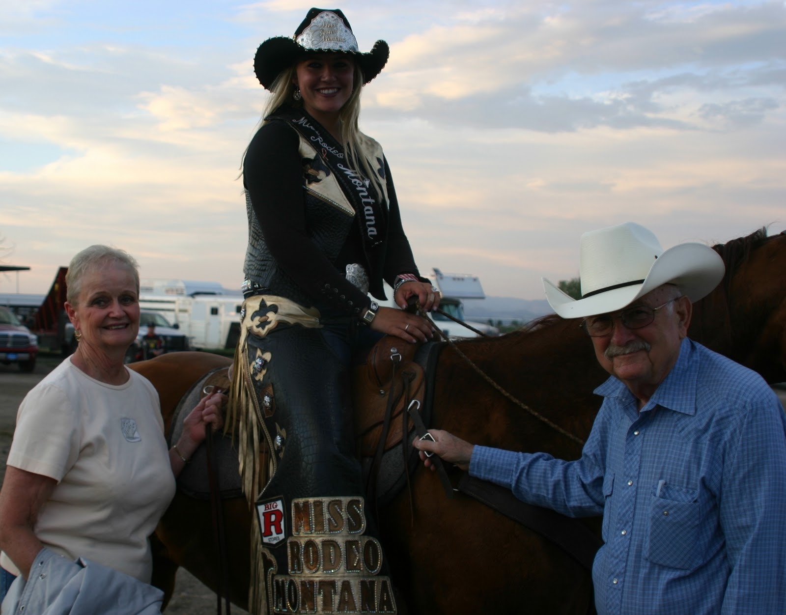 My Year As Miss Rodeo Montana 2011 Last Chance